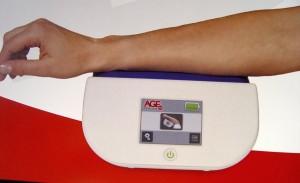 READER Mu - pentru calcularea nivelului de glicilizare  si calcularea riscului cardiovascular