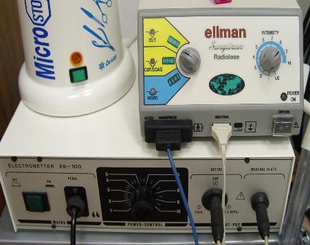 Bisturiu Electric Electrobetter EB 100 , Italia