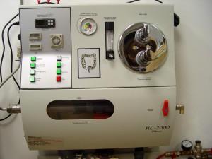 HC 2000 Aparat de Hidrocolonoterapie automatizat si digitizat, Spania